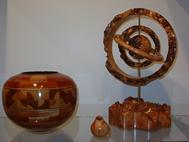 Woodturnings by David Bettinghaus and Ed Szakonyi