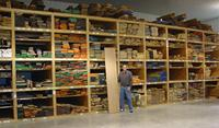 Over 40 Species of Native & Imported Hardwoods